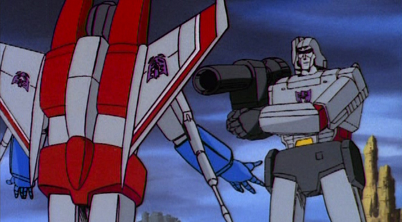 Starscream-Megatron