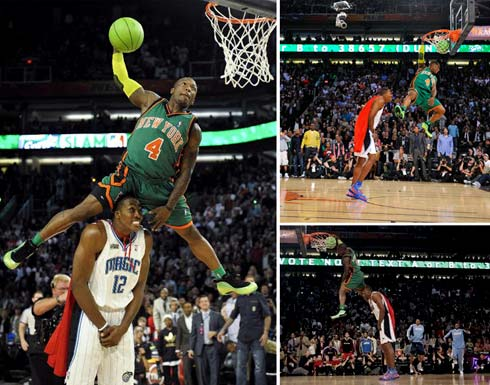 nate robinson kryptonite
